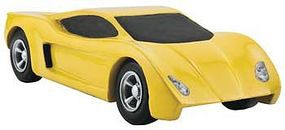 Pine-Car Full Body Pre-Cut Designs Italian Sport Pinewood Derby Decal and Finishing #p3964