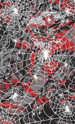 Spider Web Custom Body Skin Pinewood Derby Decal And