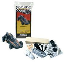 Pine-Car Pinewood Derby Complete Designer Kit Avenger Pinewood Derby Car #p421