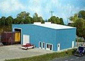 Pike-Stuff Distribution Center Kit HO Scale Model Railroad Building #10