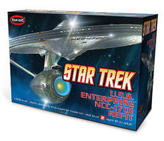 Polar-Lights USS Enterprise NCC-1701A Science Fiction Plastic Model Kit 1/1000 Scale #820