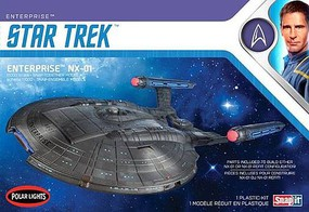 1/1000 Star Trek USS Enterprise NX01 (Snap)