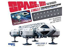 Polar-Lights 1/48 Space 1999 Eagle Transporter Small Metal Parts Pack