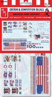 Polar-Lights 1/25 American Pride Graphics Decals