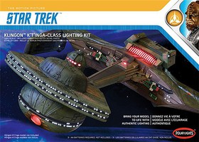 Polar-Lights 1/350 Star Trek Klingon K't'inga Lighting Kit
