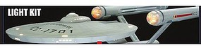 Polar-Lights Star Trek USS Enterprise Light Kit Science Fiction Plastic Model Kit 1/350 Scale #mka7
