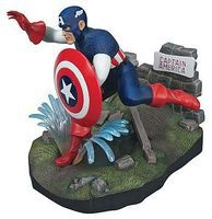 Polar-Lights Captain America Plastic Model Celebrity 1/8 Scale #pol856