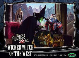 Polar-Lights Wicked Witch of the West Plastic Model #pol903_12