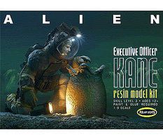 Polar-Lights Executive Officer Kane Alien Figure Resin Model Kit 1/9 Scale #pol912-12