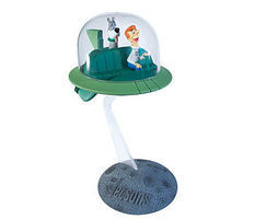 Polar-Lights The Jetsons Spacecraft Science Fiction Plastic Model 1/25 Scale #pol913_12