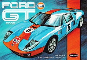 Polar-Lights 1/25 2006 Ford GT (Snap)