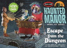 Polar-Lights Haunted Manor- Escape from the Dungeon
