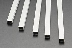 Plastruct Rectangle Tube ABS 5/16 (5) Model Scratch Building Plastic Tubing #90222