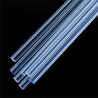 Plastruct Rod Round Fluorescent Blue 1/8 (7) Model Scratch Building Plastic Rods #90253