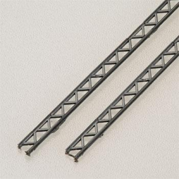 Plastruct Open Web Truss ABS 1/8 (2) -- Model Scratch Building Plastic Strip -- #90401