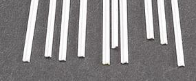 Plastruct Styrene Structural Zee Bars 1/16 x 10 (10) Model Railroad Scratch Supply #90591