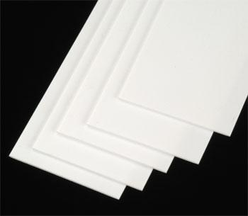 Plastruct Strip Stock Styrene .030 (5)