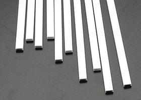Plastruct Rectangle Strip Styrene 1/8x1/4x10 (10)