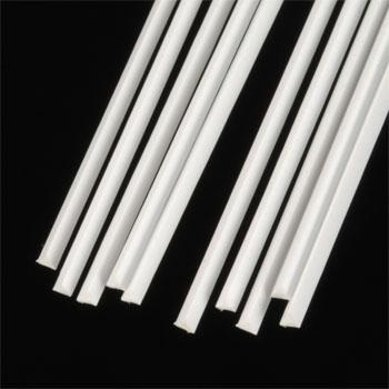 Plastruct Styrene Triangular Rod -- .080 x 10'' (10)