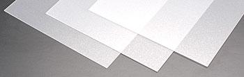 Plastruct Clear Plastic Sheet -- Copolyester .030 x 7 x 12'' (3)