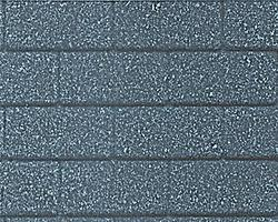 Plastruct Asphalt Roofing Shingles (Gray) Model Railroad Scratch Supply #91636