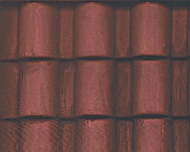 Spanish Tile Roofing Patterned Sheets Model Railroad