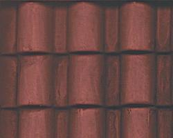 Plastruct Spanish Tile Roofing Patterned Sheets Model Railroad Scratch Supply #91639