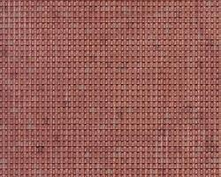 Plastruct N Spanish Roof Tile Plastic Pattern Sheet (2)