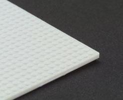 Plastruct O Rubber Tread Plastic Pattern Sheet (2)