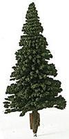 Plastruct Fir Tree 3.75 x 1.5 Model Railroad Tree #94040