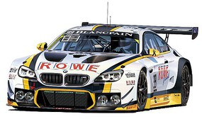 Platz-Model 1/24 BMW M6 GT3 2016 Spa 24-Hour Winner Race Car