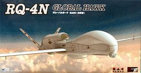 Platz-Model RQ4N Global Hawk Unmanned Aircraft Plastic Model Airplane Kit 1/72 Scale #ac5