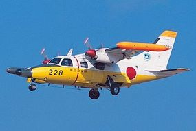 Platz-Model JASDF MU-25 SEARCH & RESC -144
