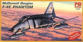 PM-Models F-4E Phantom II Plastic Model Airplane Kit 1/96 Scale #202