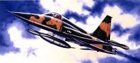 PM-Models F-5A Freedom Fighter Plastic Model Airplane Kit 1/72 Scale #203