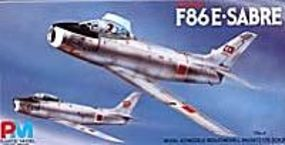 PM-Models F-86E Sabre Canadair Plastic Model Airplane Kit 1/72 Scale #208
