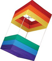 Premier Traditional Box Kite, 20'' x 40''