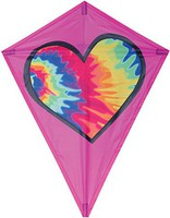 Premier 20 x 25 Diamond, Tie Dye Heart