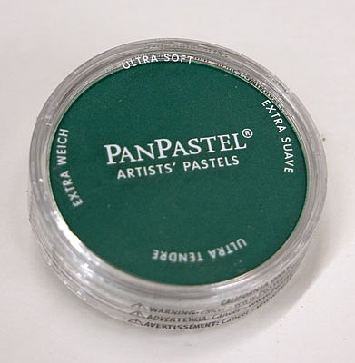 Panpastel Phthalo Green Shade