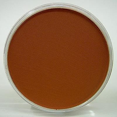 Panpastel Model & Miniature Color- Burnt Sienna 9ml pan -- Watercolor Paint -- #27405