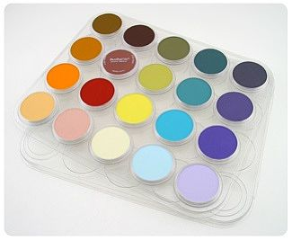 Panpastel PANPASTEL 20 COLOUR TRAY
