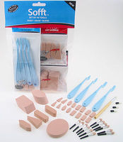 Panpastel SOFT SPONGES,APPLICATORS,KNIVE