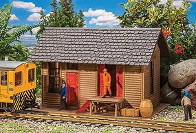 Pola Store Shed w/Office G-Scale