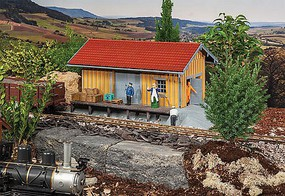 Pola Goods Shed G-Scale