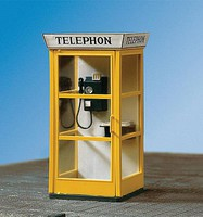Pola Telephone booth G-Scale