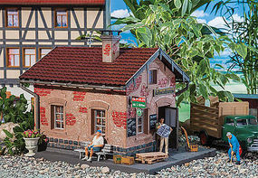Pola General Store G Scale Model Railroad Building #331781