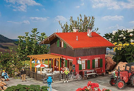 Pola The Bear Inn - G-Scale