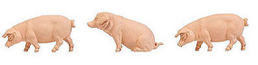 Pola Pigs (3 Pack) G Scale Model Railroad Figure #331895