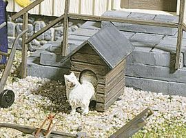 Pola Dog House - G-Scale