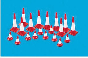 ppc HO Traffic Cones (20)